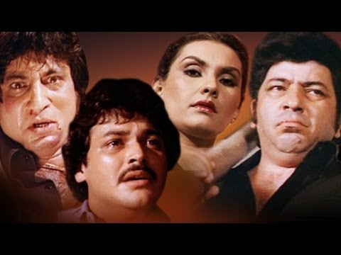 Josh Full Movie | Hindi Action Movie | Raj Kiran | Amjad Khan | Bollywood Action Movie