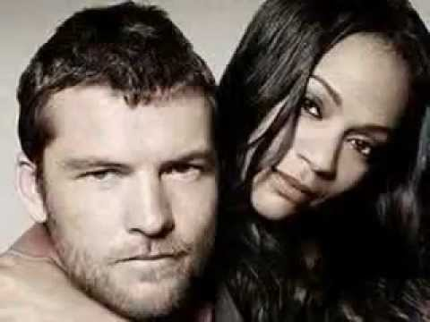 Sam Worthington &  Zoë Saldaña ~If I Never Knew You~