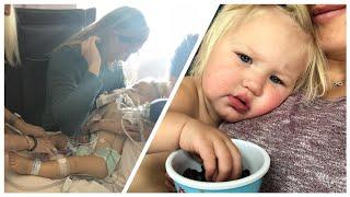 Morgan Miller postet ein Foto von sich und ihrer sterbenden Tochter!😭