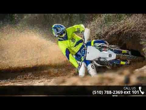 2017 Husqvarna TC 250 Motocross - East Bay Motorsports - ...
