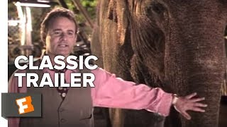 Larger Than Life Official Trailer #1 - Bill Murray Movie (1996) HD