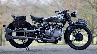 Редчайшие МОТО шедевры частной коллекции - мотоциклы мечты!