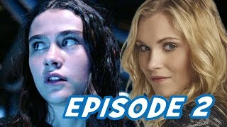 Sanctum's Night Blood & The Becca Connection!! The 100 Season 6 Episode 2 Review!!!