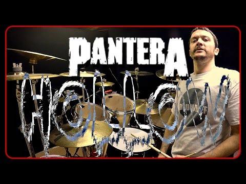 PANTERA - Hollow - Drum Cover