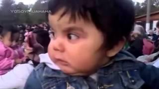 Fammi Ridere | Video divertenti | Bimbi divertenti| Bimbi spaventati | Funny baby