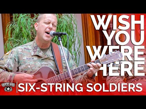 Chords for Six-String Soldiers - Wish You Were Here