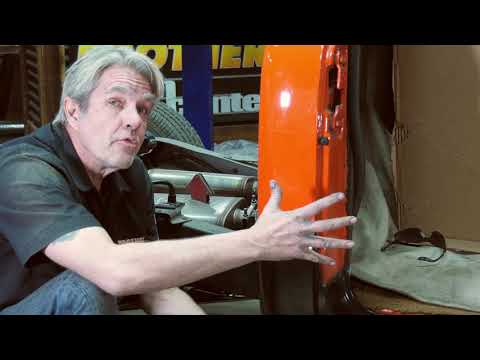 Chevy & GMC Truck Rust Repair / Rocker Panel & Cab Corner Replacement