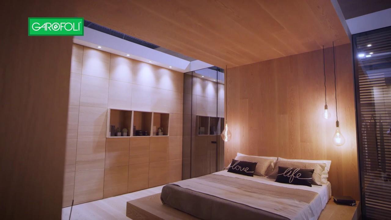 Garofoli group stanza da letto moderna modern bedroom for Stanza da pranzo moderna