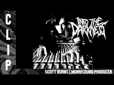 Scott Burns talks about Deathlike Silence 'No Fun, No Core, No Mosh, No Trends, No Scott'
