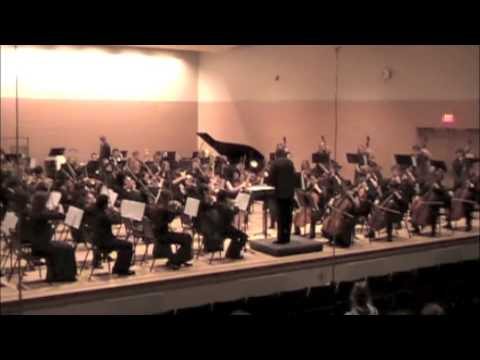Webster University Community School of Music YPCO 5 25 14 - Themes from the Sorcerer's Apprentice