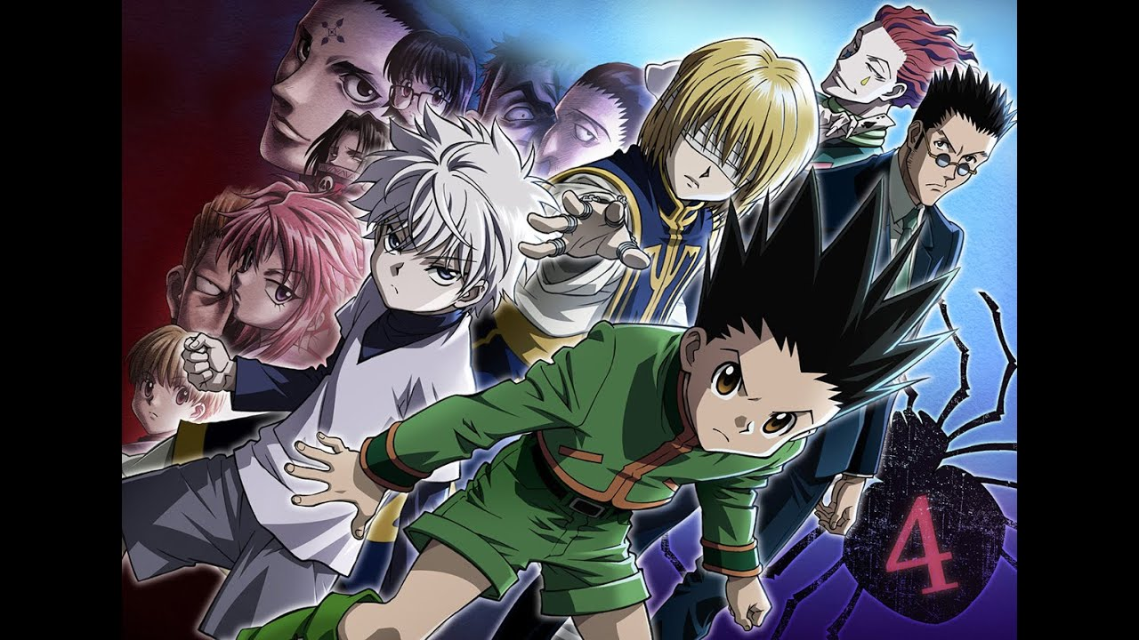 Anime: HUNTER X HUNTER KILLUA ZOLDYCK
