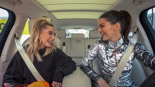 Carpool Karaoke: The Series - Kendall Jenner & Hailey Bieber - Apple TV app