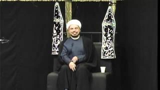 Majlis-e-Aza English 5th Muharram 1437 At Idara-e-Jaferia MD USA 10-19-2015 Sheikh Hilli