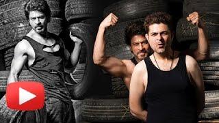 Shah Rukh Khan HOT Photoshoot with Dabboo Ratnani   BEHIND THE SCENES