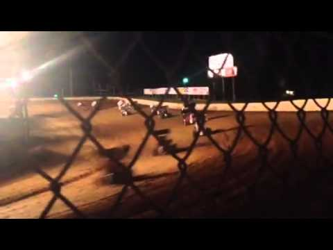 Path Valley Speedway Feature - PJ Williams #8w