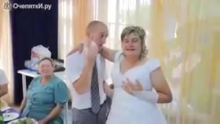 Пьяная невеста клянется