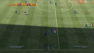 Fifa 12/13 | Fake Shot Tutorial | How & when to use it | Examples | HD(Can we get 400 Likes on this?? I think everyone of you knows how to do it, this tutorial should just show the effectiveness of the fake shot! Hope you enjoy!, 2012-01-28T17:04:56.000Z)