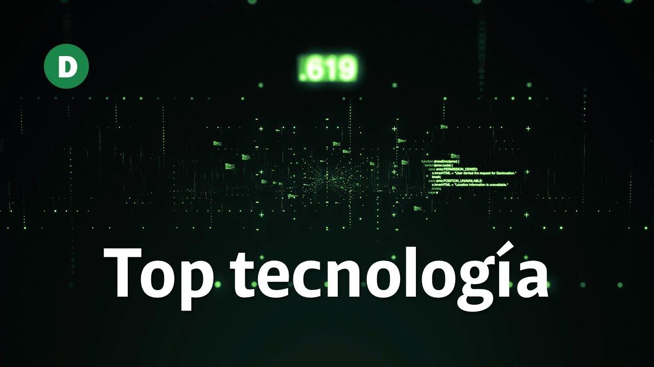 Top 5 noticias tecnológicas de la semana en Dinero | Videos Dinero