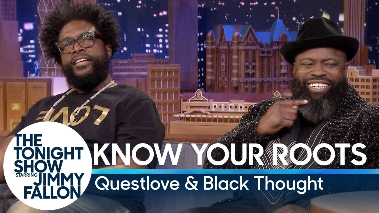 Know Your Roots with Questlove and Tariq
