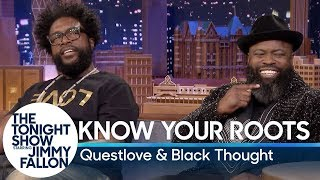 "Download Know Your Roots with Questlove and Tariq ""Black Thought"" Trotter Mp3 and Videos"