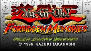 Yu - Gi - Oh: Forbidden Memories  - Gameplay #1