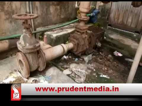 CORRODED STATE OF FIRE HYDRANTS IN BUILDINGS AT VASCO _Prudent Media Goa