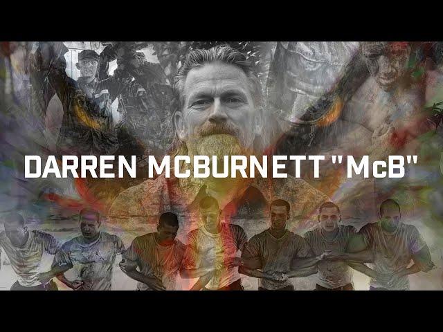 "Darren McBurnett ""McB"": Retired Navy SEAL, Photographer, Author of Uncommon Grit"