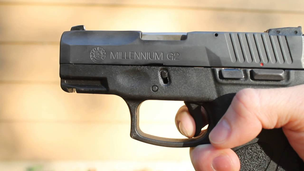 Gun Review: Taurus PT111 Millennium G2 - 9mm - The Truth About Guns