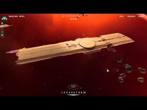 Homeworld Universe Remastered Mod 2v3 AI