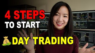 How to Start Dąy Trading As a COMPLETE Beginner (Day Trading for Beginners 2021)