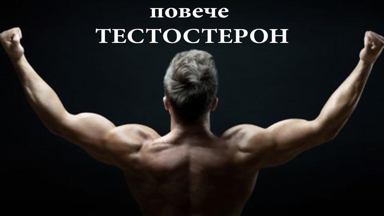 8 Начина По Които Да Увеличим Тестостерона Натурално - YouTube