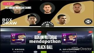 #PesIndonesian Black Ball Pertama Dan Video pertama