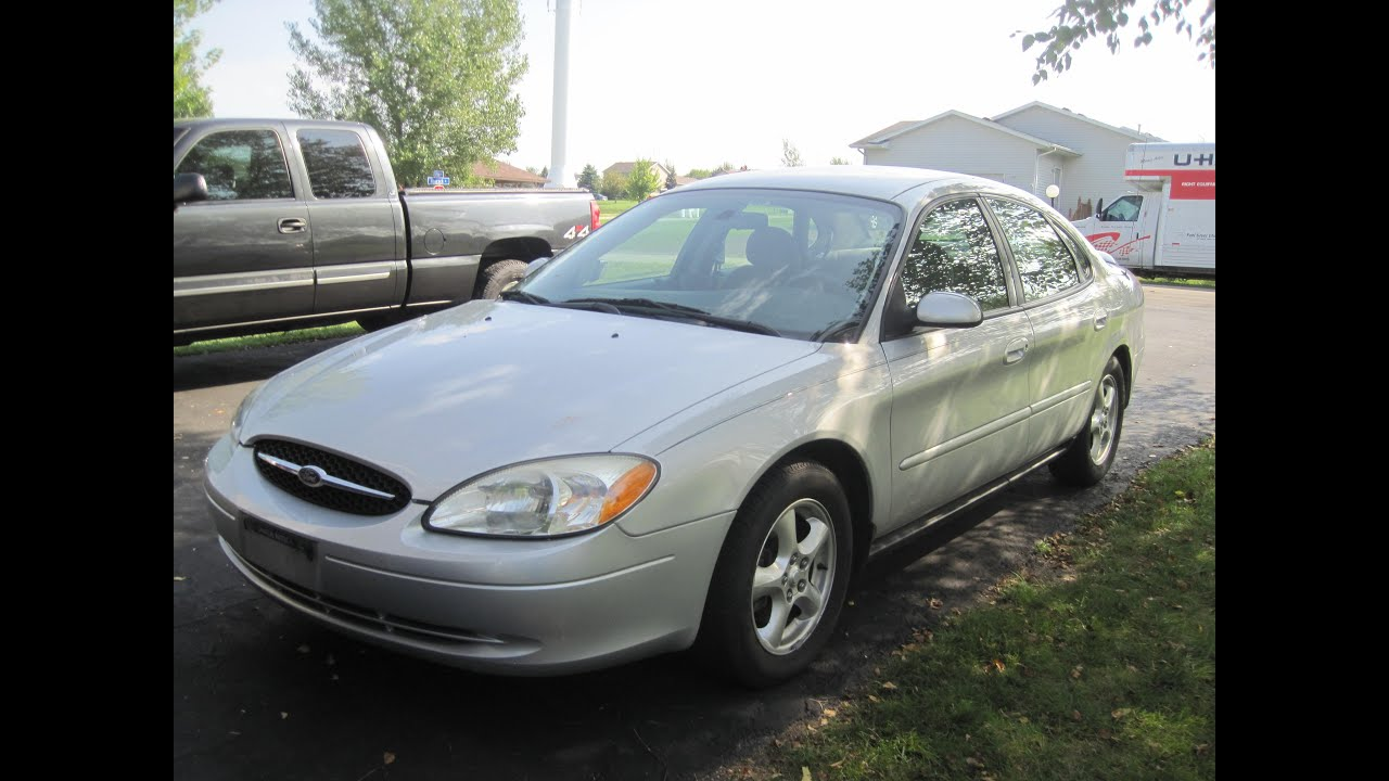 2003 ford taurus ses review