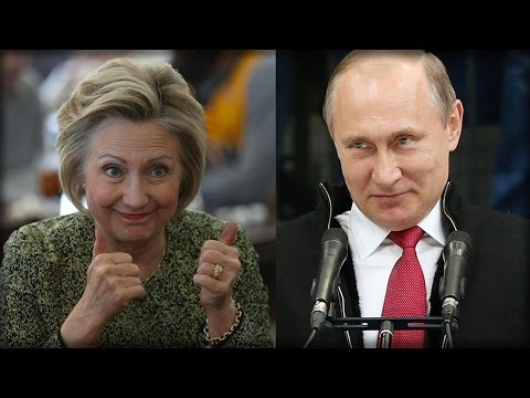 PUTIN DECLARES WAR WITH UNITED STATES INEVITABLE IF HILLARY CLINTON WINS