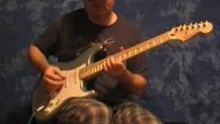 Andy Garrett - Extreme Rock Phrasing 3