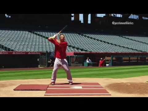 Mike Trout Swing Mechanics