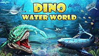 Jurassic Dino Water World (Android Game)