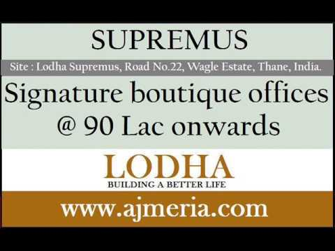 SupremusLODHA-thane-signature-boutique-offices-commercial-property-ajmeria.com