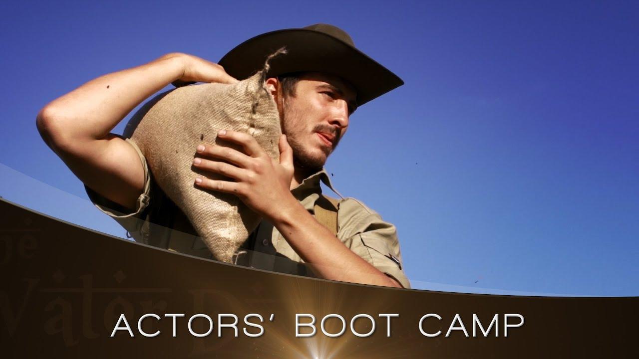 The Water Diviner Movie | Featurette | Actors' Boot Camp ...