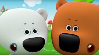 Ми-Ми-Мишки - Глобальное потепление - Серия 11 - познавательные мультфильмы детям