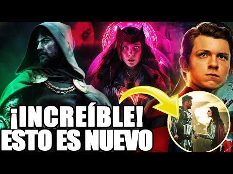 ¡BUENA TEORÍA! Dr. Doom conectado con WandaVision, Spider-Man, Young Avengers y MÁS VILLANOS