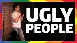 UGLY PEOPLE - Standup Set   Gay Asian Clean Stand Up Comedy