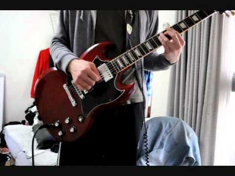 AKB48 ヘビーローテーション ギター弾いてみた