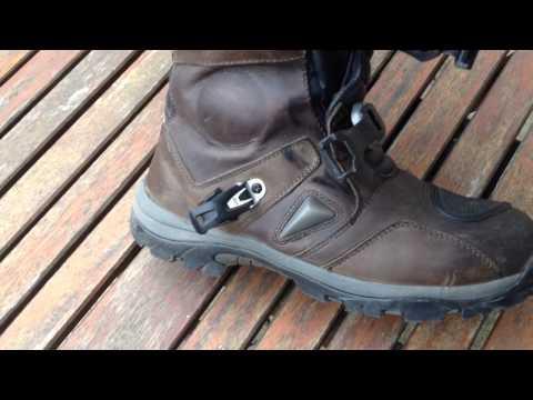 grande varietà in arrivo godere di un prezzo economico Forma Adventure Boots Review - YouTube