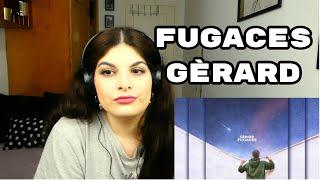 REACCIÓN: FUGACES - GÈRARD | Cristina Black & White