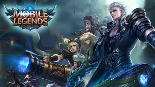 """Best Android online game """"MOBILE LEGENDS"""" Playing for the 1st time"""