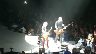 METALLICA   Nothing Else Matters   16 2 2018 Mannheim SAP Arena