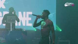 Yxng Bane Performing 'Vroom' At Capital XTRA Homegrown Live