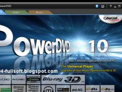 power dvd player download free