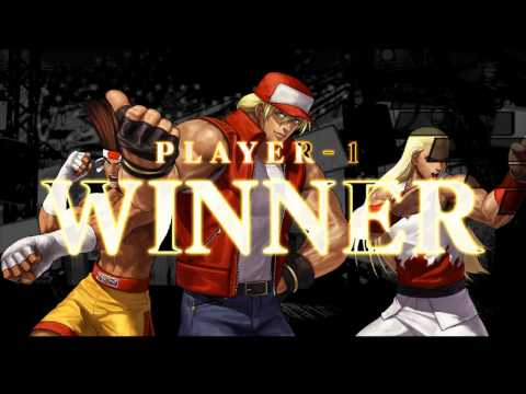 THE KING OF FIGHTERS XIII STEAM EDITION 01  